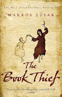 The Book Thief front cover