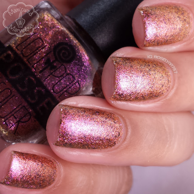 Lollipop Posse Lacquer - You Almost Unearthly Thing