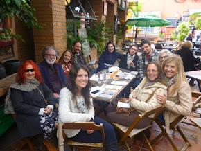 Alguns Filósofos Clínicos da Casa da Filosofia Clínica em Porto Alegre/RS