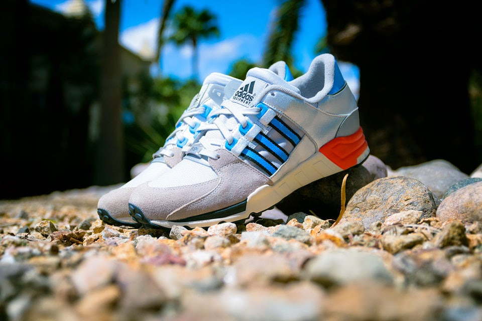 "Adidas Originals EQT Running Support x Packer Shoes ""Micropacer"""