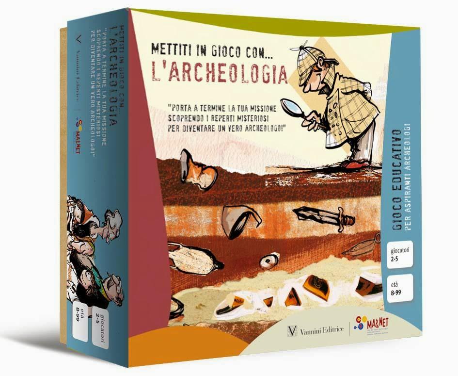 METTITI IN GIOCO CON...L'ARCHEOLOGIA