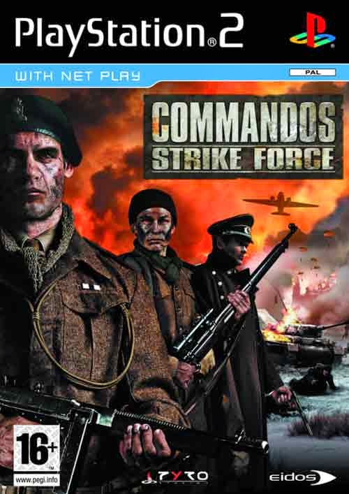 Commandos: Strike Force Ps2 Iso Ntsc www.juegosparaplaystation.com