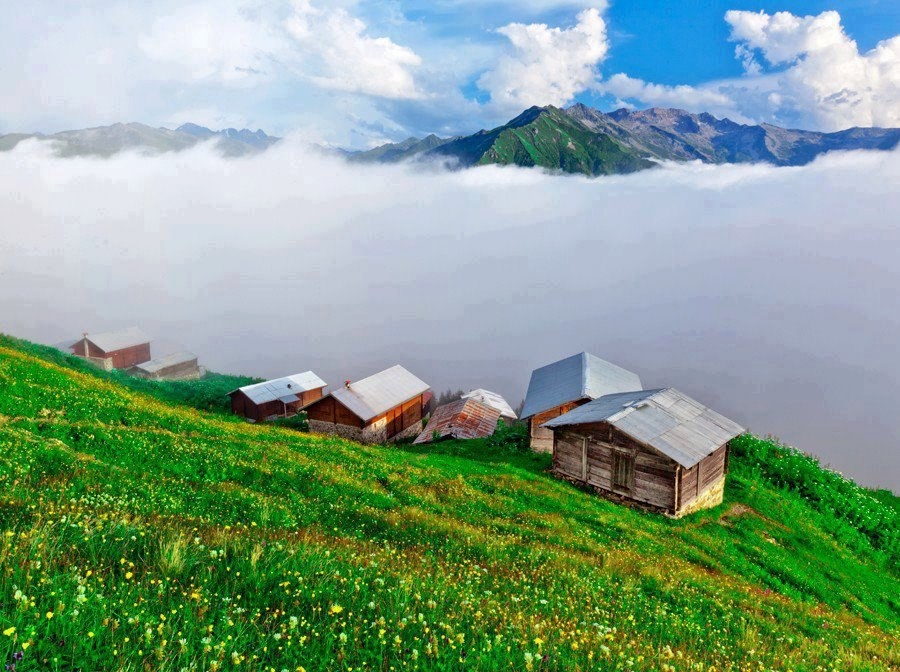 Beautiful-Rize-Kaçkar-Mountains-Turkey