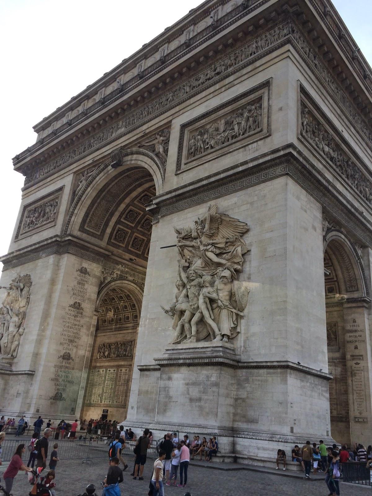 VipandSmart Arco de Triunfo