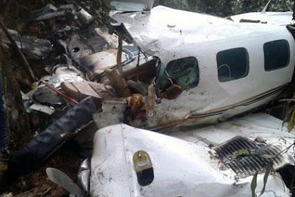 Pesawat Jatuh, Ibu dan Anak Bertahan Lima Hari di Hutan
