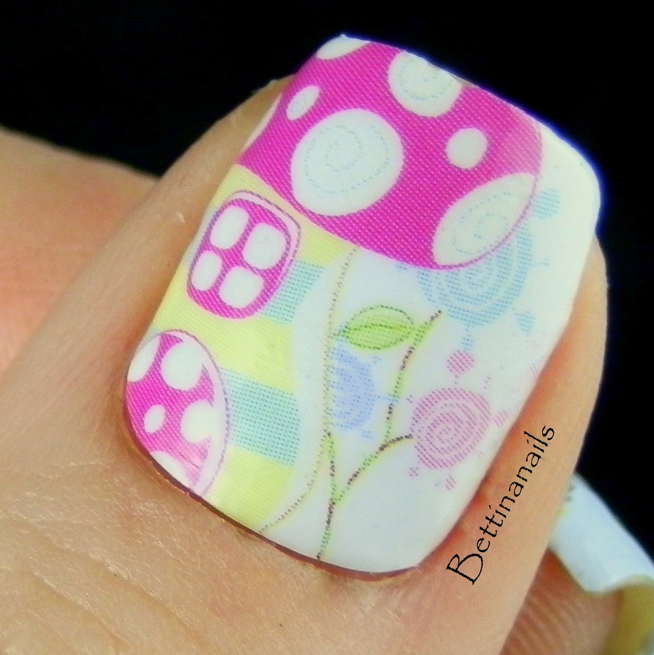 Bettina Nails: Fancy Nails Product Review
