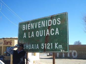LA QUIACA (Jujuy - Argentina 2012)