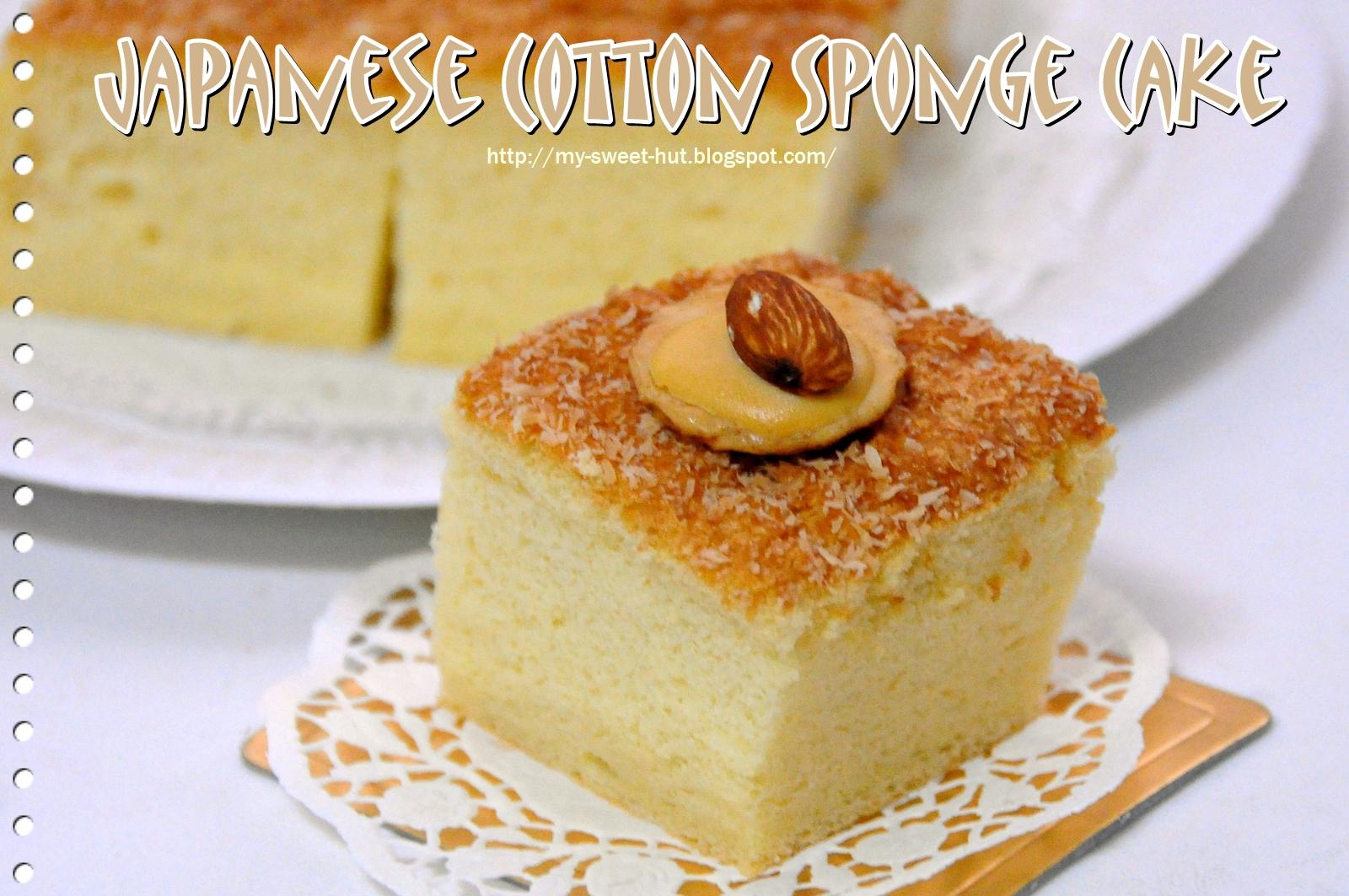 Simple Sponge Cake Recipe