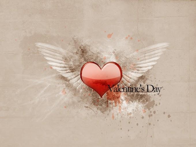 Valentines Day?? Tak Perlu la...