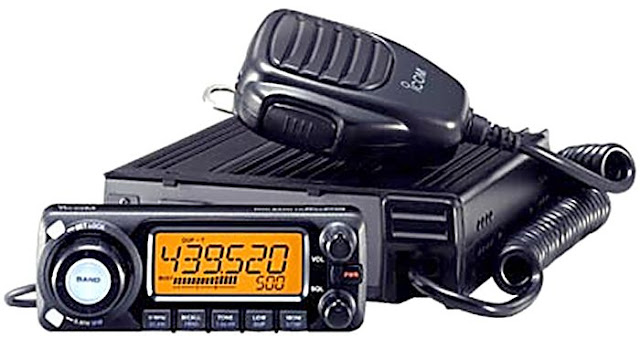 Icom IC-208D Amateur