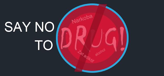 Narkoba (Napza) Slogan