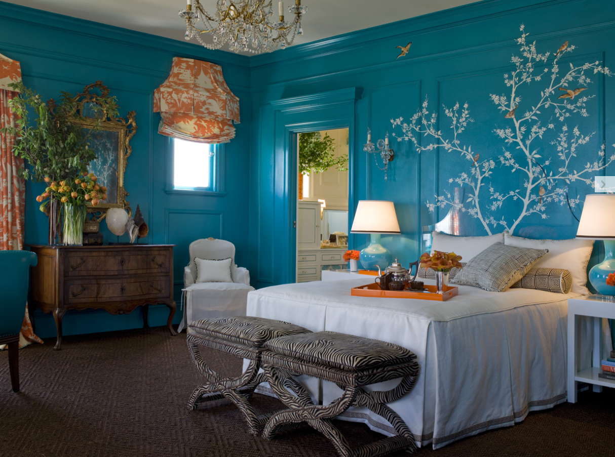 the homely place kendall wilkinson blue room. Black Bedroom Furniture Sets. Home Design Ideas