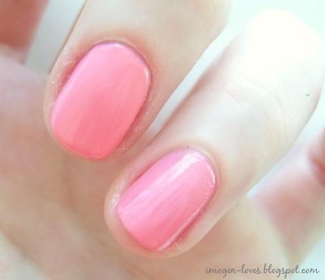 imogen loves. . .: Neon Nail Polish tip