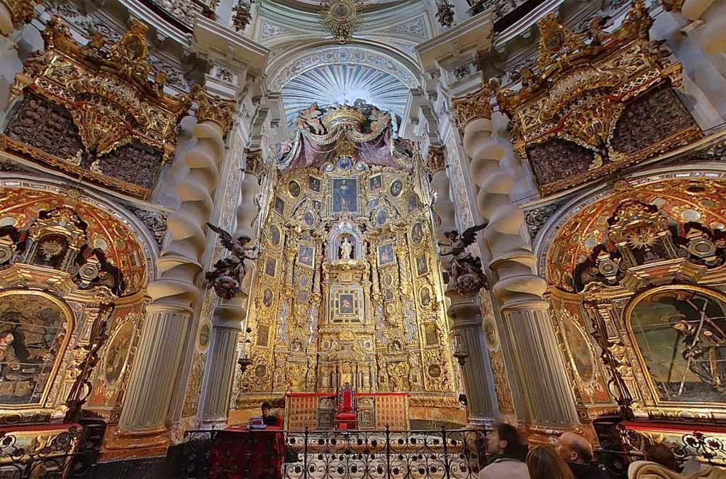 Iglesia de San Luis de los Franceses - Sevilla