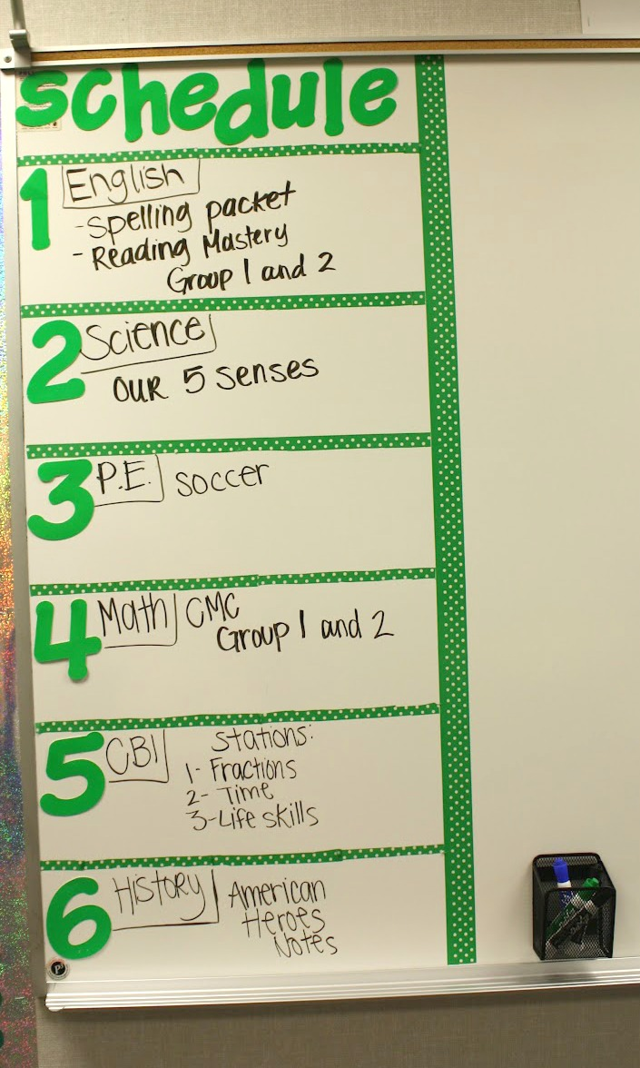 Classroom Whiteboard Ideas : All things katie marie classroom organization