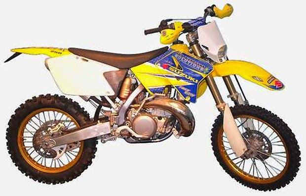 Galeri Foto Modifikasi Motocross Keren HD Wallpapers 2014