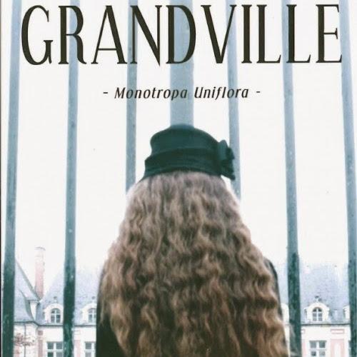 Les brumes de Grandville, tome 1 : Monotropa uniflora de Gwendoline Finaz de Villaine