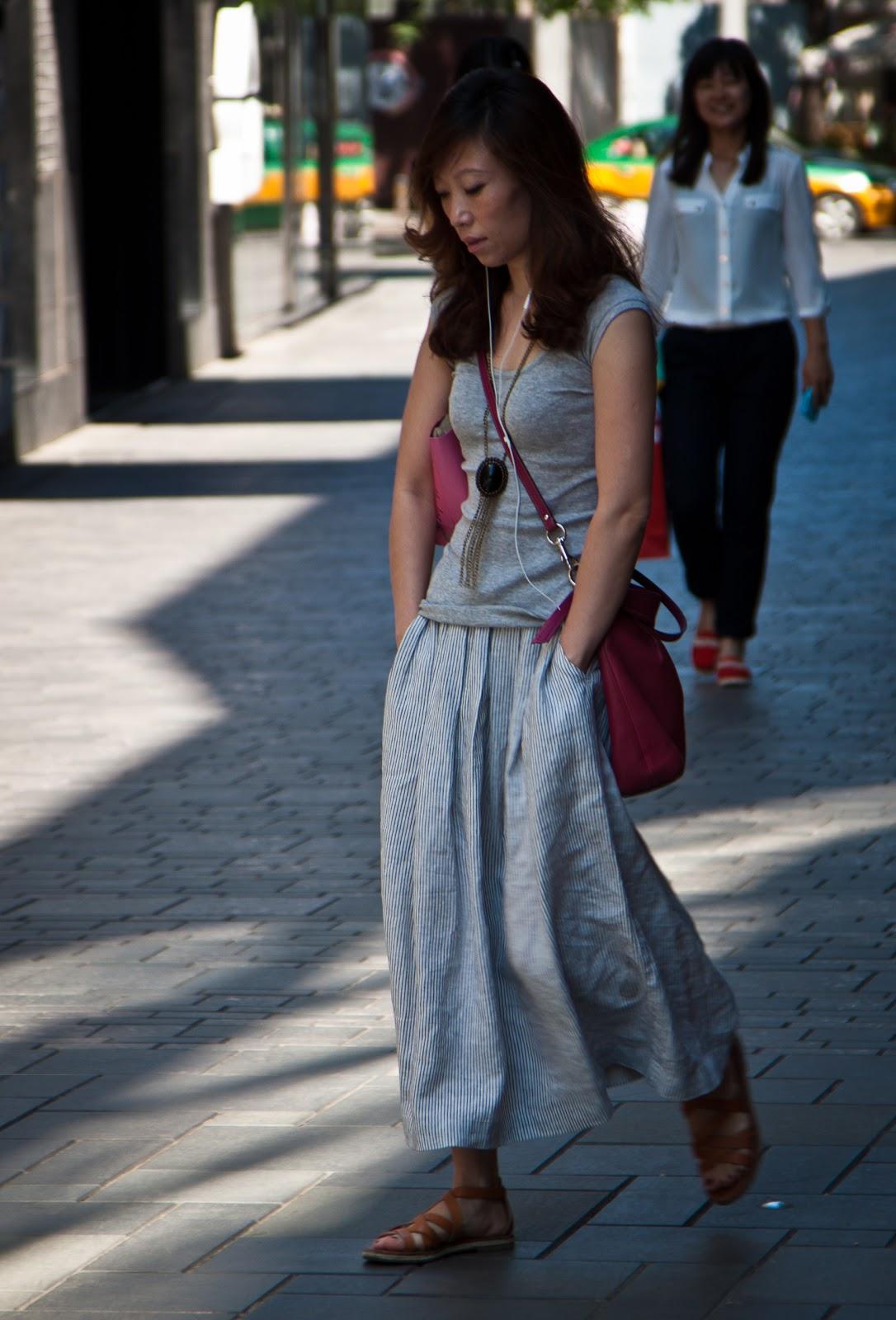 Organic Cotton Street Style Non Editorial