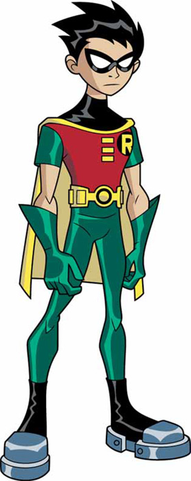 Teen Titans Robin 36