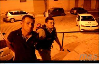 Homem é preso após furtar motocicleta no bairro Pedra Velha, em Delmiro Gouveia