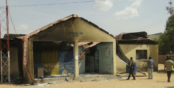 lokoja police station attack