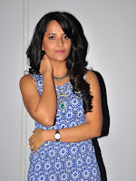 Anasuya photos at Bale Bale Magadivoi audio-cover-photo