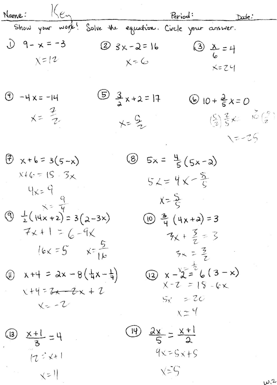 Worksheets Solving Literal Equations Worksheet mr suominens math homepage linear literal equations equations
