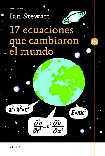 relatividad, schrodinger, Fourier, Pitágoras, Newton, divulgación matemática