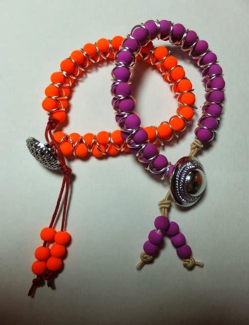 5 pulseras hechas a mano Manualidades facilisimo  - imagenes de pulseras bisuteria