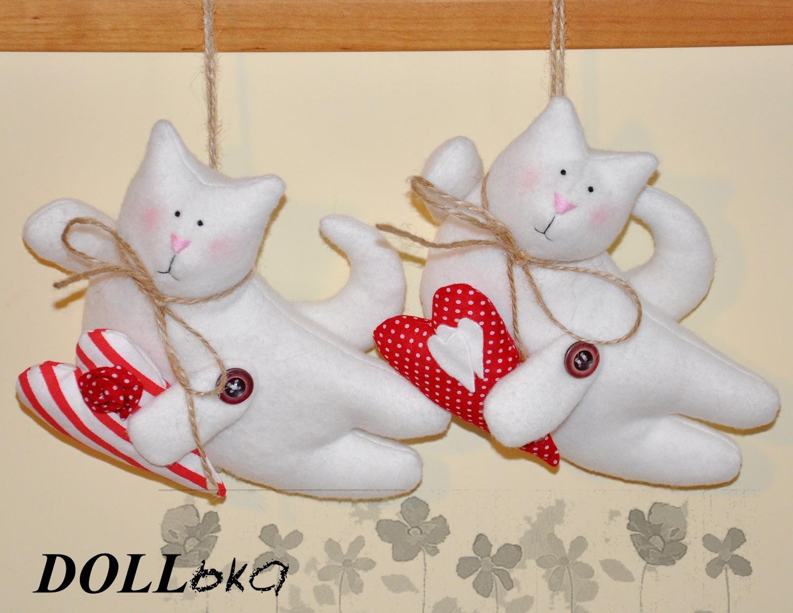 летящие тильда-коты