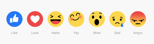 "News Social Media Update : Facebook Tests Emoji Reactions To Fix Its ""Dislike"" Problem"