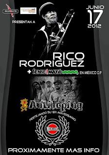 Rico Rodriguez + Sense Maya en México