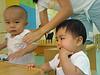 La sécurité des bébés et enfants compte d'abord