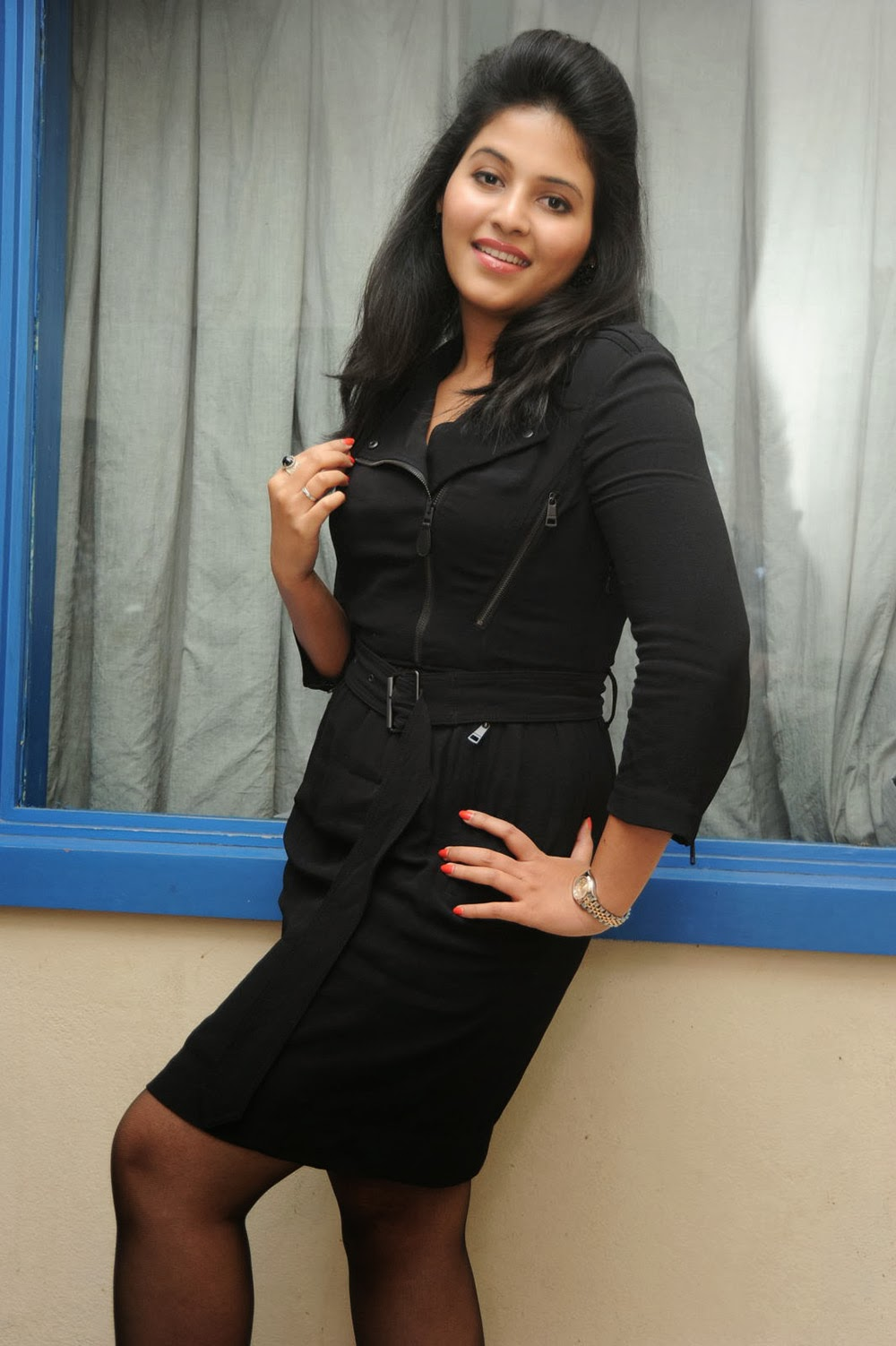 Anjali Glamourous Photos at Pranam Kosam audio-HQ-Photo-7