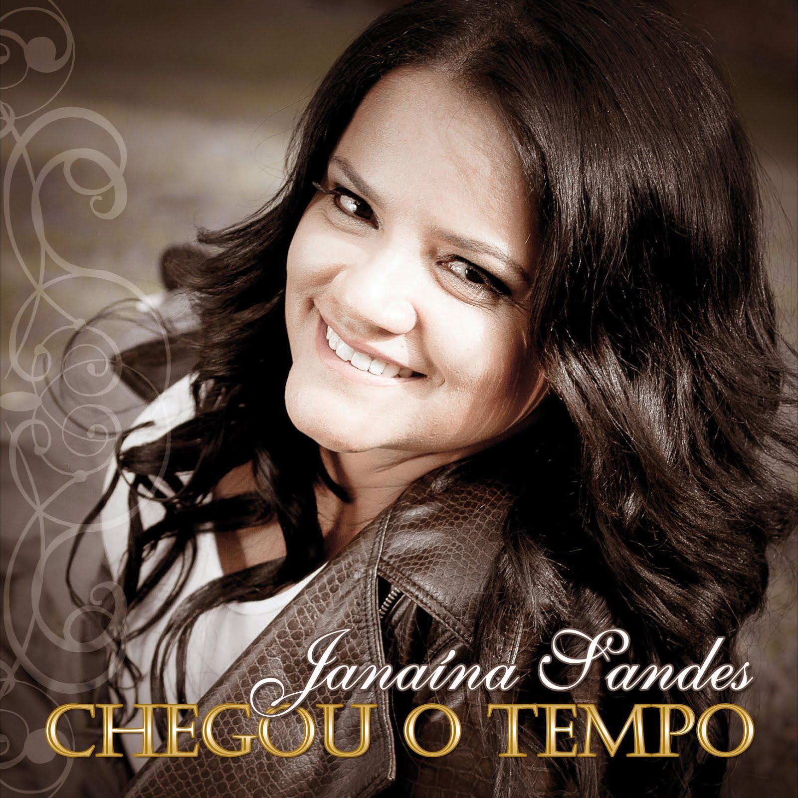 Cantora Janaina Sandes