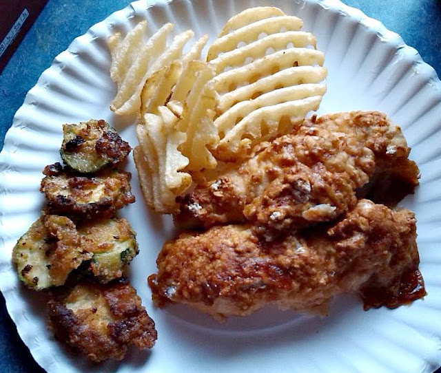 Homemade Dr Pepper® Chicken Tenders