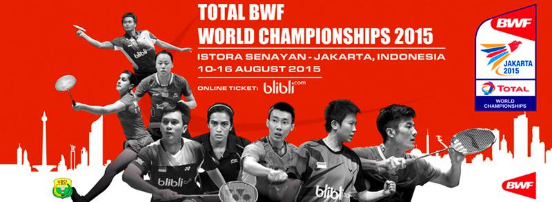 Kejohanan Badminton Dunia 2015