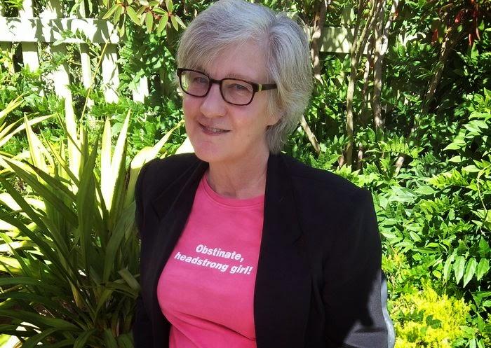 Author Abigail Bok