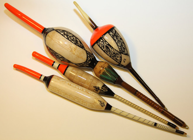Split Balsa Avons &amp; Pike Bobs
