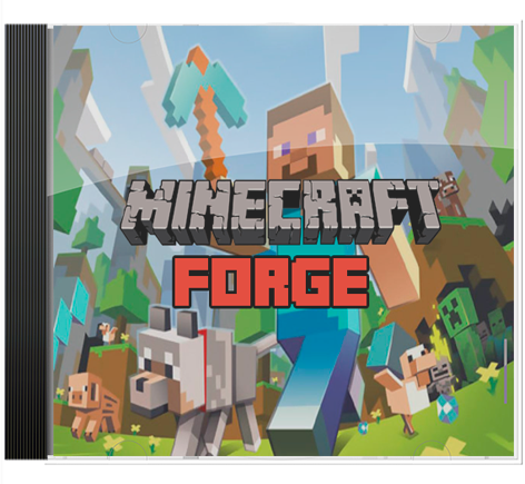 Minecraft Forge carátula