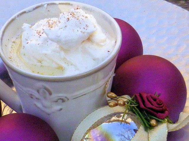 Grandma Buhler's Eggnog | Ms. enPlace