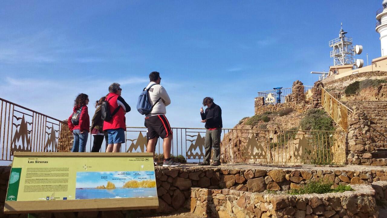 Geoturismo, Geoparque Cabo de Gata, Níjar, Almería, Ruta, Natures, www.natures.es,