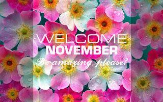 welcome november images