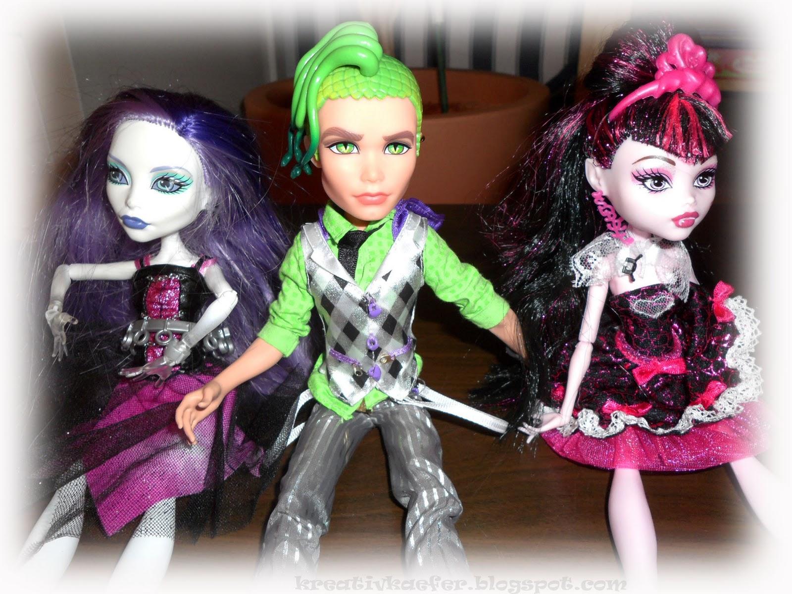 Kann man einer Barbie die Haare färben? (Puppen)