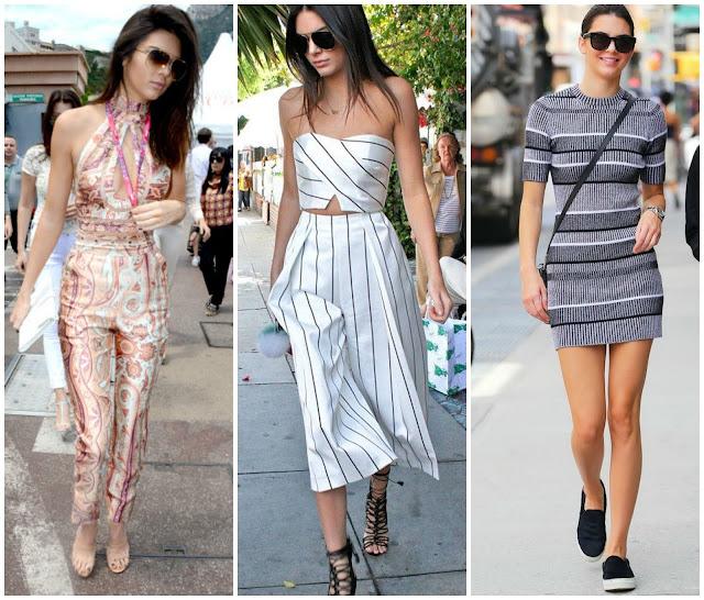 Kendal fashion!
