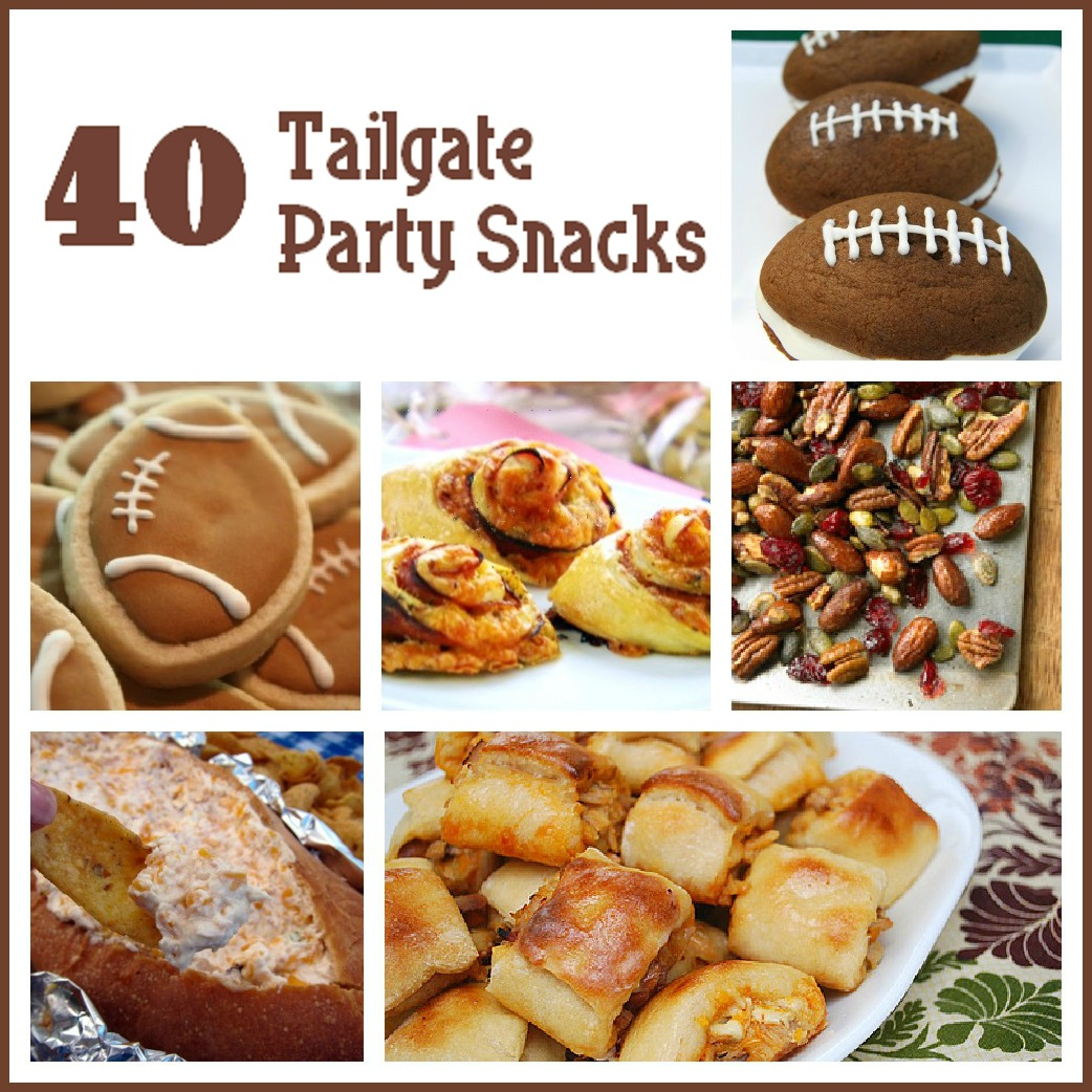 Great Tailgating Food Recipes