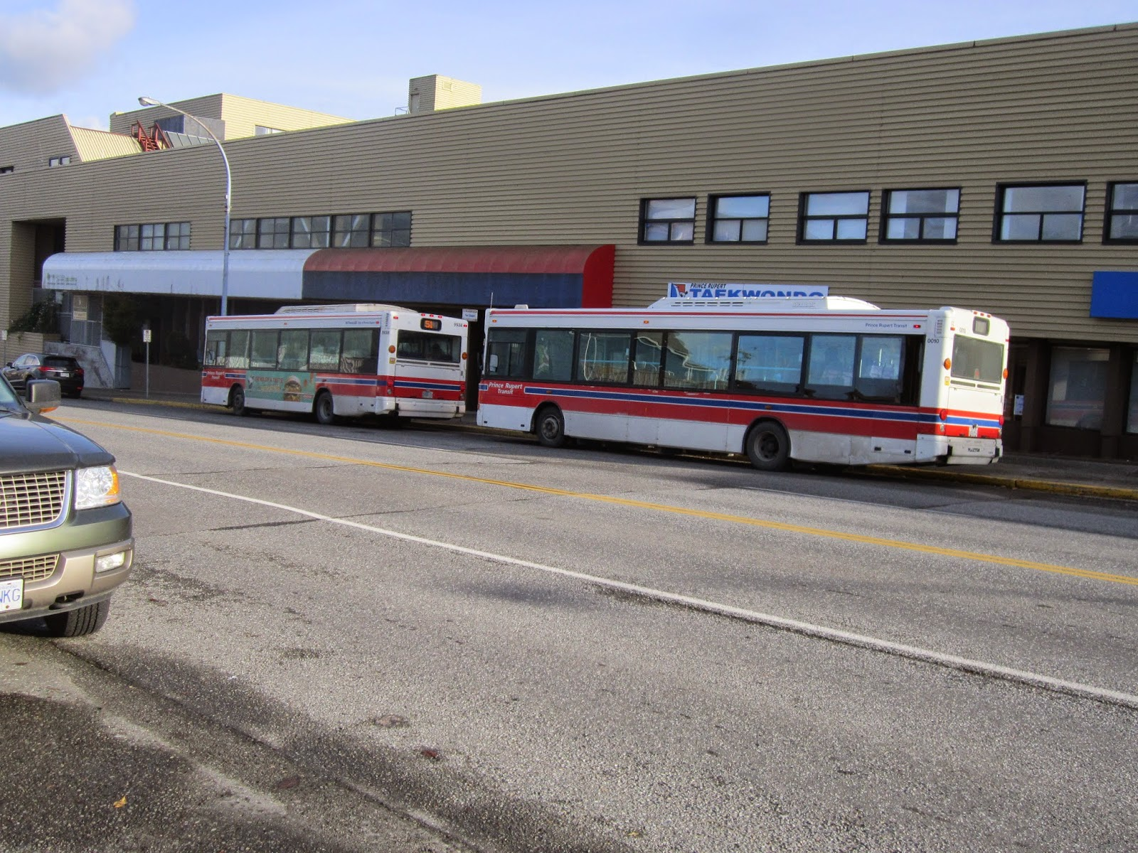 north coast review: bc transit ready to launch shoppers special bus