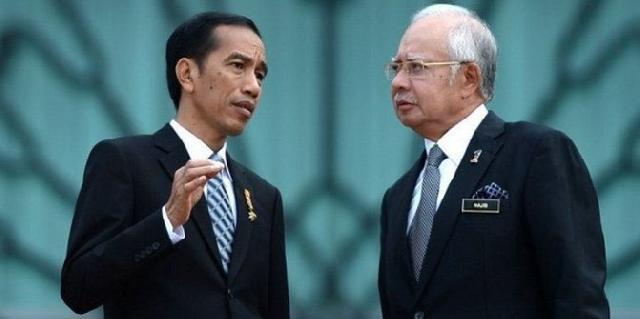 PM Malaysia Temui Presiden Jokowi di Istana Bogor, Bahas Isu Lingkungan