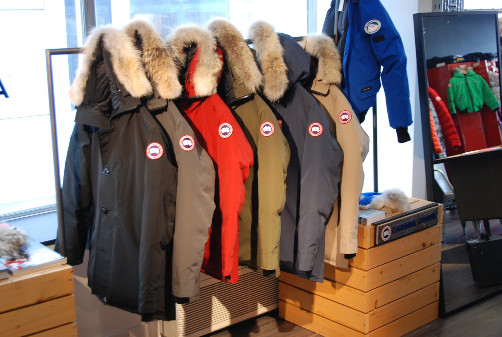 Canada Goose womens replica 2016 - CHAD'S DRYGOODS: CANADA GOOSE PROUDLY MADE IN CANADA