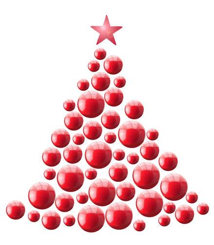 La mochililla tiempo de navidad y vacaciones - Bolas de navidad grandes ...